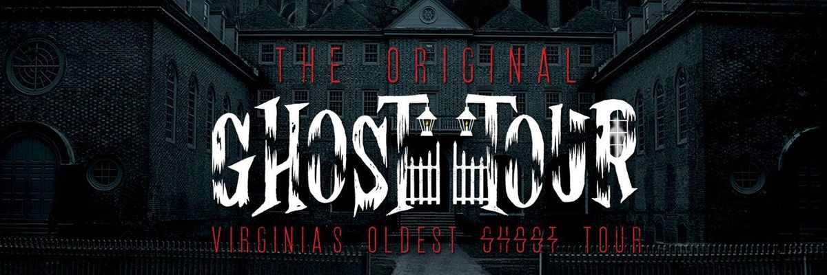 Extreme ghost tours banner