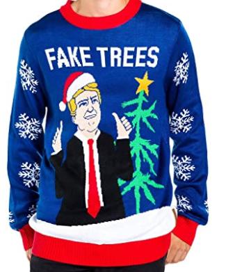 sweater trump fake news