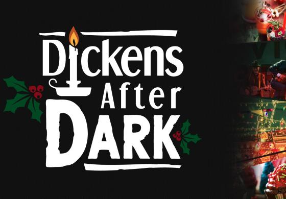 Dickens After Dark Banner