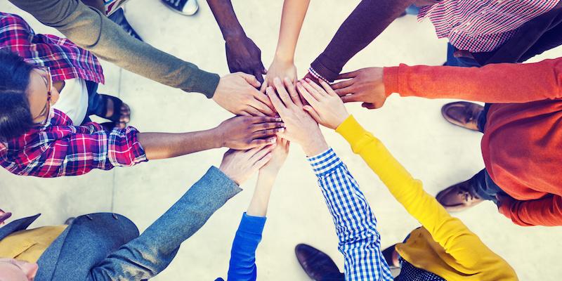 Teamwork Circle