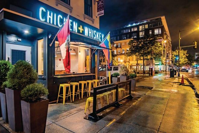 chicken and whiskey restaurant