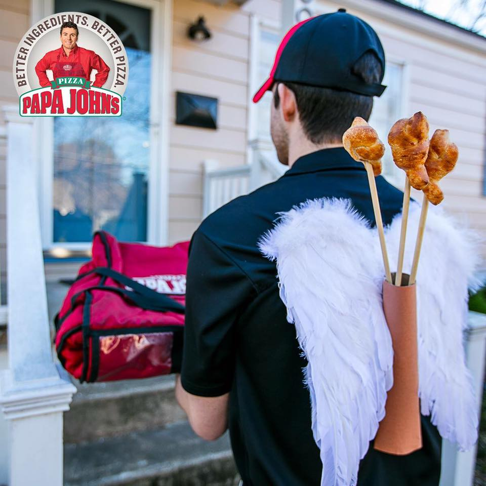 Papa John's delivery