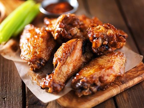 air-fried foods