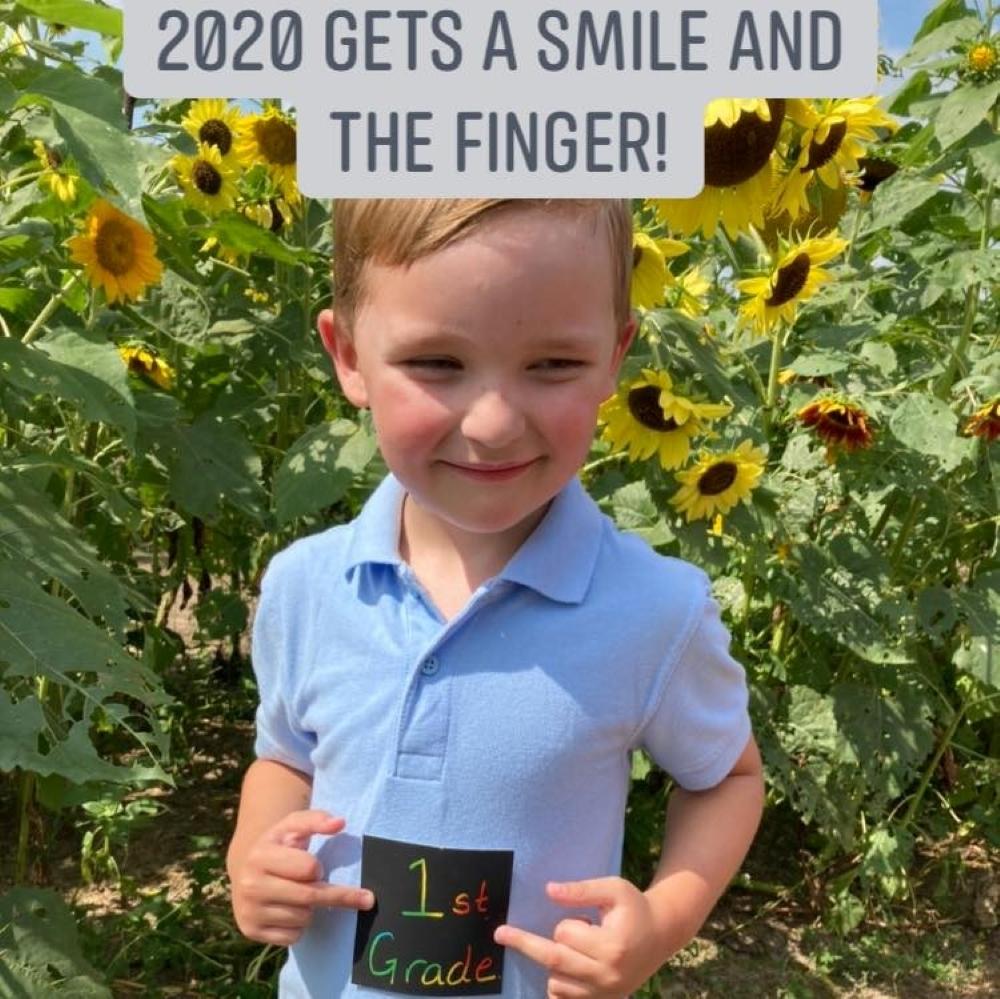 kindergartener in 2020