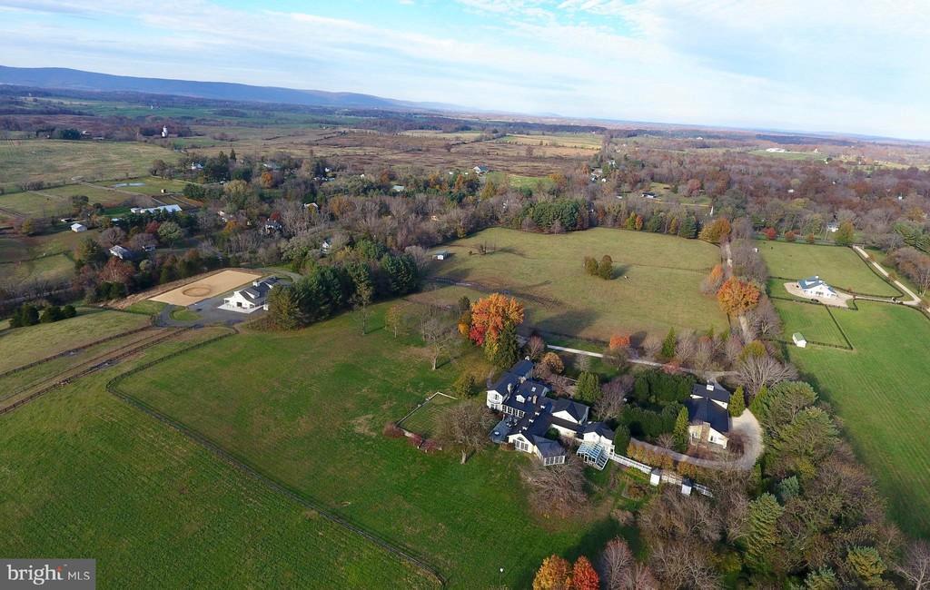 farm, estate