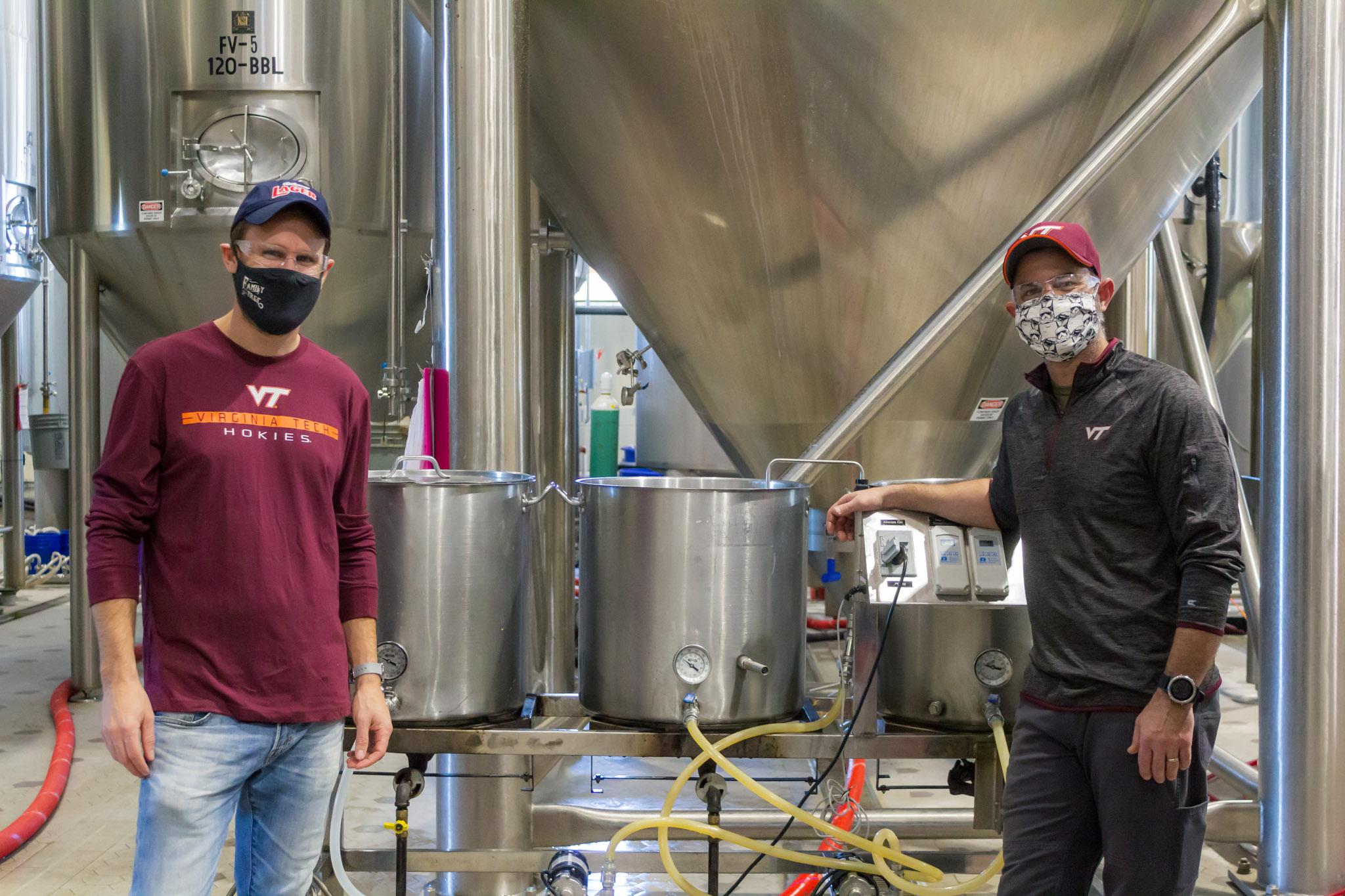 virginia tech richmond brewery