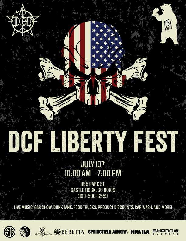 dcf guns liberty fest