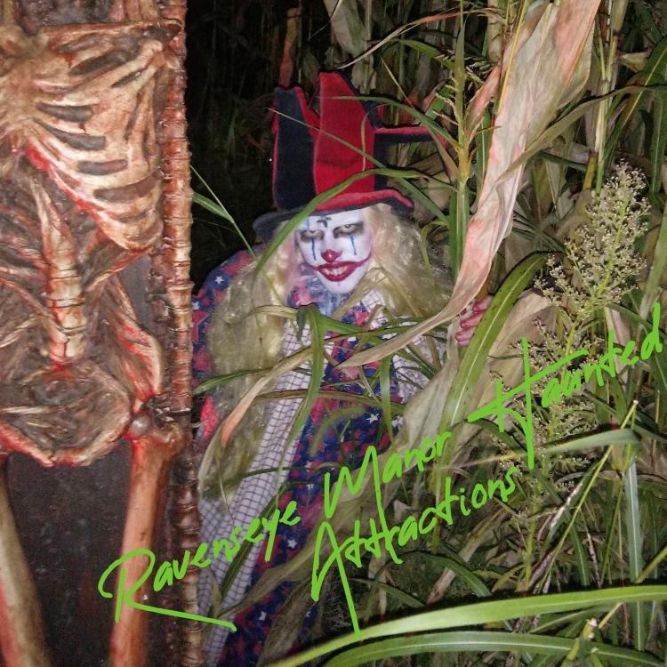 Ravenseye Haunted Manor