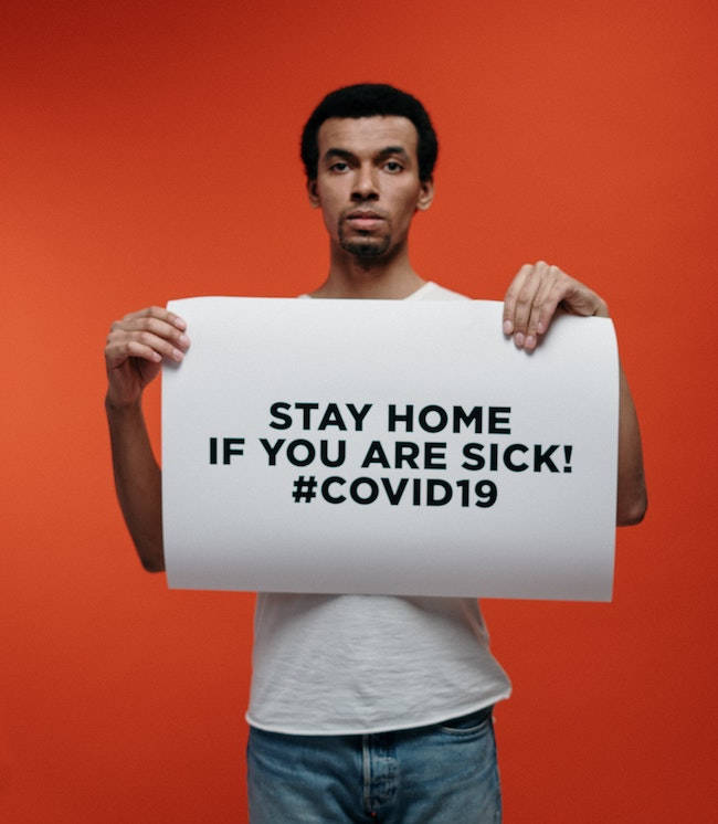 stay at home COVID 19
