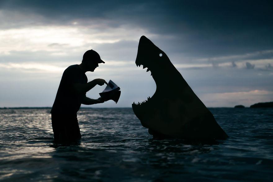John Marshall shark