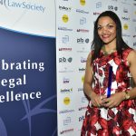 CHRISTINA MILLAN WINS RISING STAR AWARD AT LIVERPOOL LAW SOCIETY LEGAL AWARDS