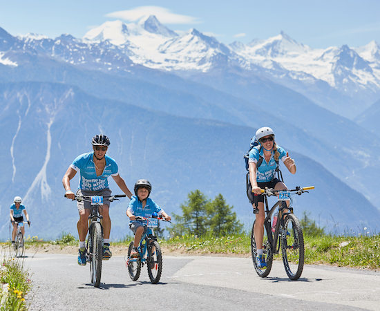 UNICEF Cycling for children