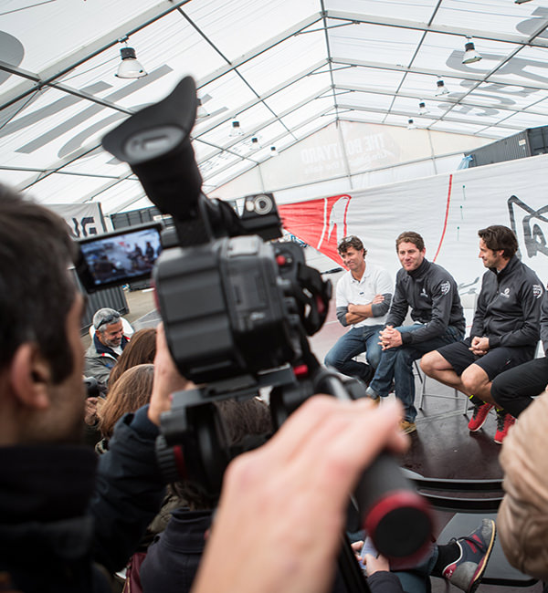 Dongfeng Race Team Winners