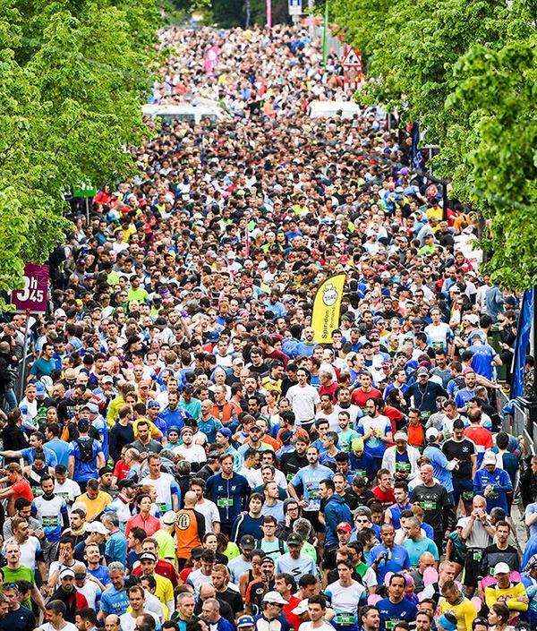 Geneva Marathon runners image