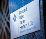 Swiss private bank Lombard Odier signs up to U.S. tax deal