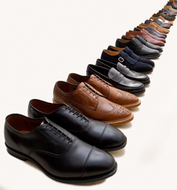 The New World of Men's Shoes