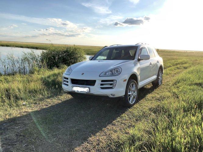 Аренда авто porsche cayenne в компании kazautorent.kz в Нур-Султан ( Астана )