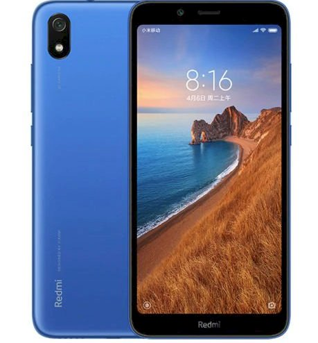Xiaomi Redmi 7A 4G Smartphone Global Version - Blue