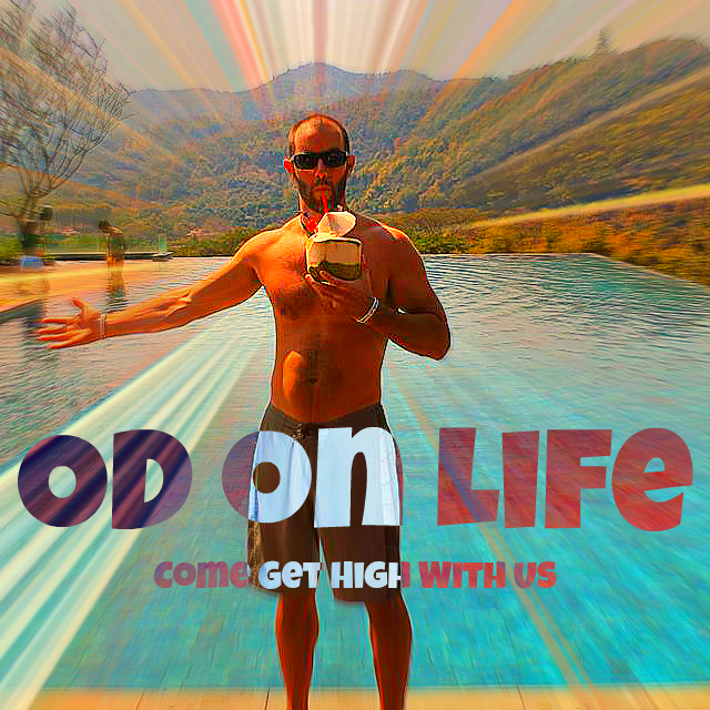Getting Outside Your Comfort Zone with Aron Raduly - OD on Life #16