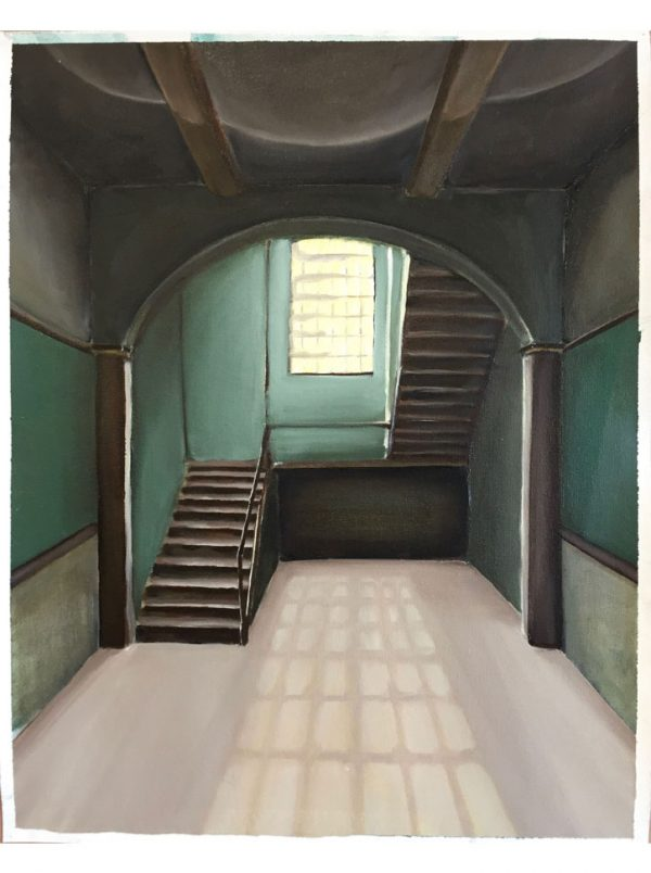 Art IV LD Stairs