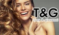 77% OFF: Hair Treatment at Tony & Giovanni