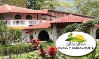 50% OFF: Hotel y Restaurante Valle Verde