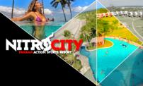 50% OFF: Two-night stay at Nitro City