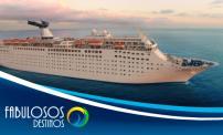 90% OFF: Crucero a las Bahamas