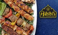 Up to 51% OFF: Habibi's Restaurant & Bar