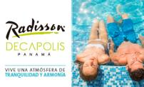 50% OFF: Radisson Decapolis.