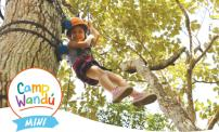50% OFF: Camp Wandú Mini