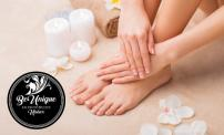 Hasta 57% OFF: Manicure y Pedicure