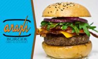 50% OFF: Araxi Burger Grill & Gourmet