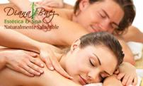 50% OFF: Romantic Couple Body Treatment.