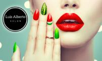 Hasta 63% OFF: Manicure y Pedicure Spa