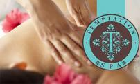 81% OFF: Massage, Body Scrub, and Hydration