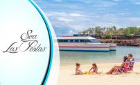50% OFF: Ferry Sea Las Perlas