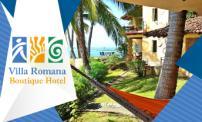 50% OFF: Hotel Villa Romana