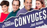 "50% OFF: Comedy Play ""Cónyuges."""