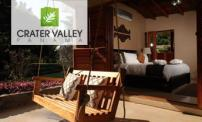 Up to 62% OFF: Crater Valley Boutique Hotel, El Valle