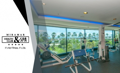 Hasta 55% OFF: Miramar Health Club & Spa