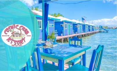 Hasta 53% OFF: Cosmic Crab Resort, Bocas del Toro