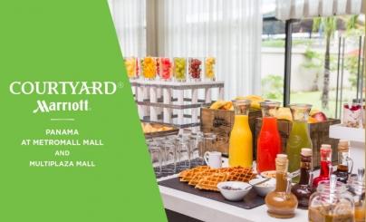 Hasta 61% OFF: Courtyard Marriott