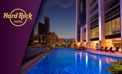 50% OFF: Hard Rock Hotel
