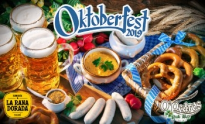 50% OFF: Oktoberfest en Los Mandarinos