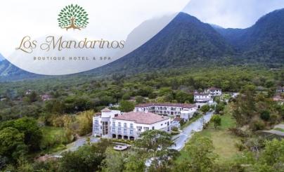 Hasta 62% OFF: Hotel Los Mandarinos