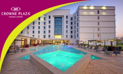 50% OFF: Crowne Plaza Panamá Airport