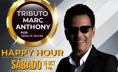 50% OFF: Tributo a Marc Anthony