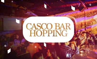 50% OFF: Casco Bar Hopping