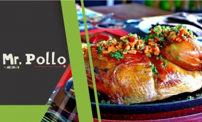 50% OFF: Mr. Pollo